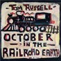 Album October in the railroad earth de Tom Russell