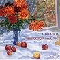 Album Colors de Manu Katché / Yelena Eckemoff & Manu Katche