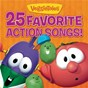 Album 25 favorite action songs! de Veggietales