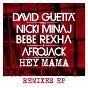 Album Hey mama (feat. nicki minaj, bebe rexha & afrojack) de David Guetta