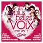 Compilation Les plus belles voix chérie fm 2015 vol. 2 avec Patrick Fiori / Louane / Ed Sheeran / Mark Ronson / Bruno Mars...