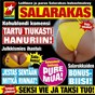 Compilation Salarakas avec Jope Ruonansuu / Paula Koivuniemi / Mamba / Nisa Soraya / Markku Aro...