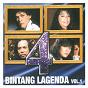 Compilation 4 bintang lagenda, vol. 1 avec Siti Sarah / Jamal Abdillah / Francissca Peter / Fran / Ramli Sarip...