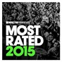 Compilation Defected Presents Most Rated 2015 avec Merachka / Andy Daniell / Lana del Rey / Oliver Dollar / Jimi Jules...