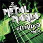 Compilation Vh1 classic metal mania: stripped vol. 3 avec Accept / Poison / Shaw / Blades / Tesla...