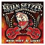 Album Red hot & live! de Brian Setzer