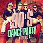 Album 90's dance party, vol. 1 (the best 90's MIX of dance and eurodance pop hits) de D.J. Rock 90's