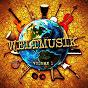 Compilation Weltmusik, vol. 1 (musik aus aller welt) avec African Tribal Orchestra / Mariachi Vargas de Tecalitlán / World Music Scene / Antonio Arena, Sabina Giavi, Silvio Piersanti / Kara