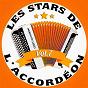 Compilation Les stars de l'accordéon, vol. 7 avec Pascale Andrews / Guy Denys / Maurice Larcange / Marcel Masson / Les Campayoux...