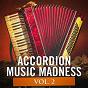 Album Accordion music madness, vol. 2 de Cafe Accordion Orchestra / Accordion Festival / French Café Accordion Music