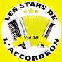 Compilation Les stars de l'accordéon, vol. 10 avec Nouvelle Vague / Aurélien Schneider / Gilles Dutey / Jérémy Vannereau / Karine Fontaine...