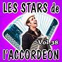 Compilation Les stars de l'accordéon, vol. 38 avec André Trichot / René Grolier / Jo Sony / Jean Dinardo / Guy Denys...