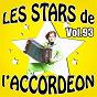 Compilation Les stars de l'accordéon, vol. 93 avec René Grolier / Guys Denys / Clody Musette / Jean Harduin / Logod Dall...