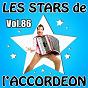 Compilation Les stars de l'accordéon, vol. 86 avec Christian Gauchy / René Grolier / Maurice Dadier / Daniel Roger / Linda Gracy...