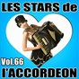 Compilation Les stars de l'accordéon, vol. 66 avec Claude Geney / Guy Denys / Damien Poyard / Mickaël Richard / Karine Fontaine...