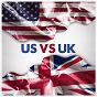 Album Us VS UK (intercontinental hits) de Éxitos FM / Top 40 / Billboard Top 100 Hits