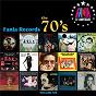 Compilation Fania records: the 70's, vol. six avec Orquesta Novel / Junior Gonzalez / Eddie Palmieri / Johnny Pacheco / Héctor Casanova...
