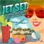 Compilation Jet set: 50 vintage tracks for the perfect vacation getaway avec Pete Terrace / Marco Rizo / 101 Strings Orchestra / Ido Martin & His Latin Beat / Les Baxter...