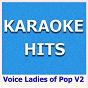 Album Karaoke hits: voice ladies of pop, vol. 2 de Original Backing Tracks