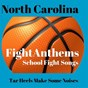 Album Fight anthems school fight songs: unc tar heels de Júnior / Instrumental All Stars / Power Surge / Firehouse 69