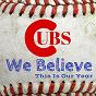 Album Cubs we believe this is our year chicago de Da Stadium Organist