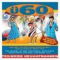 Compilation Ü60 (schlager, die man nie vergisst) avec Bernhard Brink / Peter Alexander / Dalida / Ivo Robic / Lale Andersen...