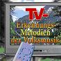 Compilation TV- erkennungsmelodien der volksmusik avec Alpentrio Tirol / Alpen Sound Orchester / Orchester Erich Becht / Kastelruther Spatzen / Marianne & Michael...