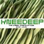 Compilation Knee deep the label (2002-2005) avec DJ Memê / DJ Jorj / Wikkaman / Rhythm Slaves / Knee Deep...