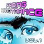 Compilation Facing hardtrance vol. 1 avec V-Tek / JTB / Nick the Kid Louk / P H A T T / Jennie Rix...