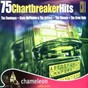 Compilation 75 chartbreaker hits avec The Five Royals / The Flamingos / The Clovers / The Hilltoppers / Clyde Mcphatter, the Drifters...