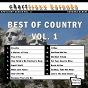 Album Spotlight karaoke vol. 3 - best of country de Charttraxx Karaoke