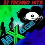 Compilation Mixage 33 techno hits avec X-Terminator / Dark Side of Progressive / Andrea Visconti / Andrea Belli / DJ Scana...