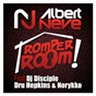 Album Romper room (feat. DJ disciple & dru hepkins) de Albert Neve