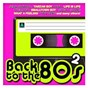 Compilation Back to the 80s avec Caballero / Patrick Miller / Ice Band / Paul Waterman / Dinamic Disco...