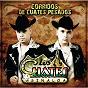 Album Corridos de cuates pesados de Los Cuates de Sinaloa