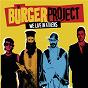 Album We live in athens de The Burger Project