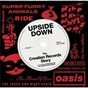 Compilation Upside down: the story of creation ost avec Teenage Fan Club / The Jesus & Mary Chain / Oasis / Primal Scream / Ride...