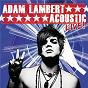 Album Acoustic live! de Adam Lambert