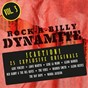 Compilation Rock-a-billy dynamite, vol. 3 avec Chuck Tharpe / Gene Vincent / Bobby Wayne, the Warriors / Janis Martin / Cecil Mcnabb JR....