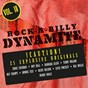 Compilation Rock-a-billy dynamite, vol. 18 avec Bobby Brant / Eddie Cochran / Jimmy Spellman / Roy Hall / Peanuts Wilson...