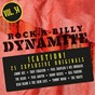 Compilation Rock-a-billy dynamite, vol. 34 avec Chuck Tharpe, the Fireballs / Jimmy Dee / Bobby Poe, the Poe Cats / Chan Romero / Troy Ferguson...