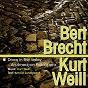 Album Brecht-weill: down in the valley de Lotte Lenya / Peter Hermann Adler / Rca Victor Orchestra & Chorus