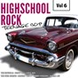 Compilation Highscool rock teenage bop, vol. 6 avec The Four Counts / The Crystals / Boyd Bennett / Bob Riley / Cris Kevin...