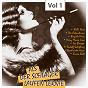 Compilation Als der schlager laufen lernte, vol. 1 avec Orchester Josef Leo Gruber / Willi Rose / Die Monacos / Die Colombinos / Herbert Prikopa...