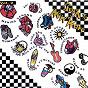 Compilation Back to new wave - vol. 2 avec Léo Jaime / Radio Taxi / Tokyo / Dr Silvana & Cia / Sempre Livre...