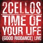 Album Time of your life (good riddance) (live) de 2cellos