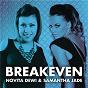 Album Breakeven de Samantha Jade / Novita Dewi & Samantha Jade