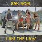 Album I am the law de Sak Noel