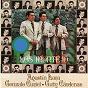 Album Agustín lara, gonzalo curiel y guty cárdenas con los montejo de Los Montejo
