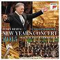 Album New year's concert 2015 de Hans Christian Lumbye / Zubin Mehta & Wiener Philharmoniker / Wiener Philharmoniker / Edouard Strauss